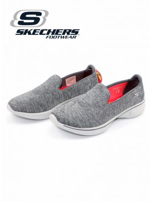 Skechers Grey Go Walk 4 Shoe for Women