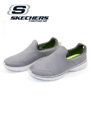 Skechers Charcoal Go Walk 4 Shoe for Men
